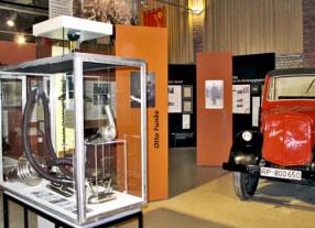 Ausstellung Energie aus Wilhelmsruh, Geschichte eines Industriestandortes, Gestaltungskonzeption & -umsetzung