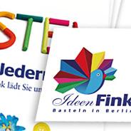 Corporate Design von durchgedacht, der Kommunikations- und Werbeagentur aus Berlin-Pankow