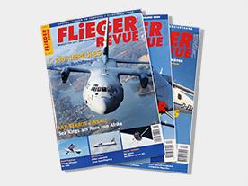 Specialinterest Magazin Fliegerrevue