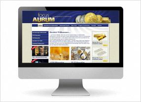 komplette Homepageerstellung für ein Unternehmen aus der Finanzbranche,durchgedacht Kommunikationsagentur in Berlin