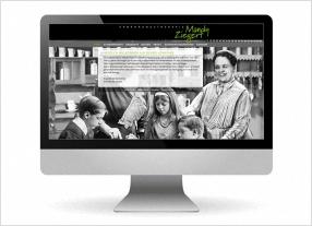 Homepageerstellung, Webdesign für ein Unternehmen aus der Ernährungsberatung,durchgedacht Kommunikationsagentur in Berlin